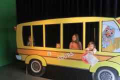 In de fabeltjesland bus