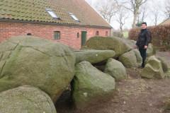 Hunebed D3 en D4 (Drenthe, Midlaren)