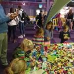 Bouwen bij Lego Friends